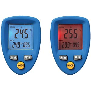 Infrarot-Thermometer mit Multicolor-Display, -50 bis +550°C PEAKTECH P4975