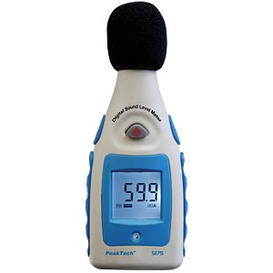 Sound level meter PEAKTECH P 5175