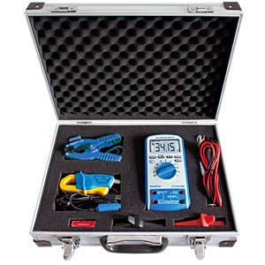 PeakTech® 8100 DMM and current clamp meter measurement kit PEAKTECH P 8100