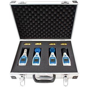 PeakTech® 8103 environmental measurement kit PEAKTECH P 8103