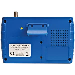 DVB-S/S2 Meter PEAKTECH P 9021