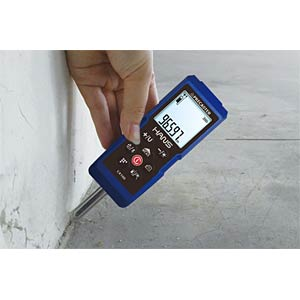 Laser rangefinder, up to 100 m, Bluetooth PRECASTER CX100