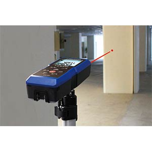 Laser rangefinder, up to 100m, Bluetooth PRECASTER CX100