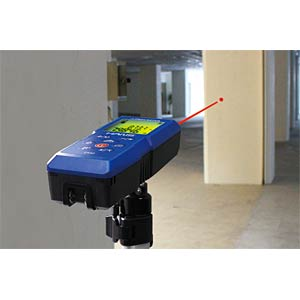 Laser range finder, up to 80 m PRECASTER CX80