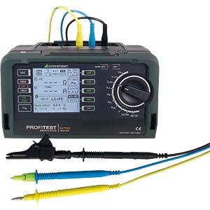 Prüfgerät PROFITEST INTRO, für DIN VDE 0100-600 / IEC 60364-6 GOSSEN METRAWATT M520T