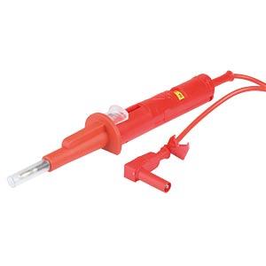 Prüfspitze mit Sicherung (CATIII), rot, 1,2 m ELECTRO PJP 5842IECCC15A600V1202