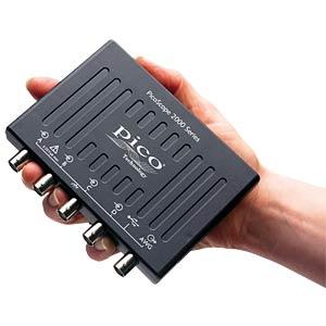 USB-Oszilloskop, 4 Kanäle, 70 MHz PICO PQ017