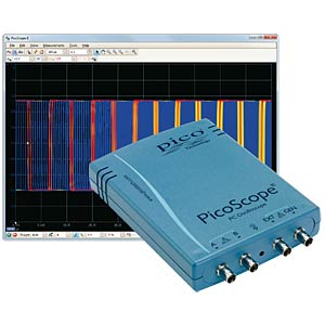 PicoScope USB-Scope, 3000 Serie PICO PP710