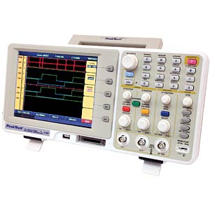 DSO 100 MHz with logic analyser PEAKTECH P1190