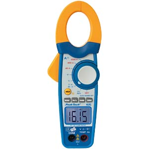 AC/DC digital clamp meter PEAKTECH PEAKTECH 1615