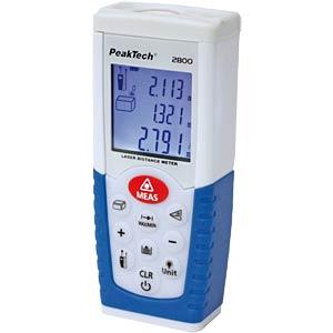 Peaktech 2800 laser rangefinder PEAKTECH P 2800