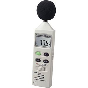 Sound level meter PEAKTECH P 5055