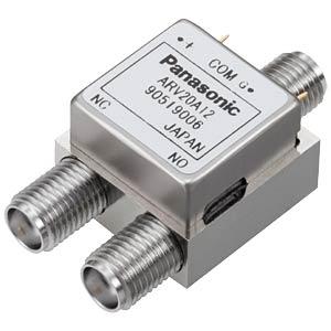 Signalrelais - 12 V DC, 205,7 Ohm, 700 mW, SMA PANASONIC ARV30A12
