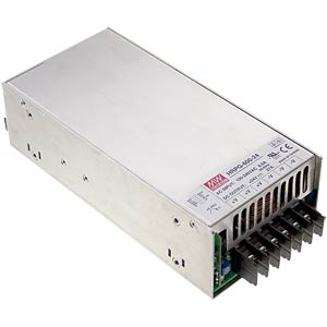 Switched-mode power supply 1 output, HRP-600-3.3, Mean Well MEANWELL HRP-600-3.3