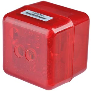 RedCube AXEL° mini logger acceleration, temperature MEILHAUS REDCUBE AXEL-TEMP