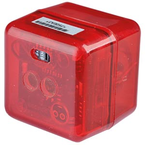 Datenlogger RedCube CLIMA, Temperatur, Luftfeuchte, -20 … +85°C MEILHAUS REDCUBE CLIMA