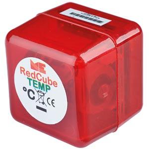 RedCube TEMP Mini-Logger Temperatur bis +85 °C MEILHAUS REDCUBE TEMP
