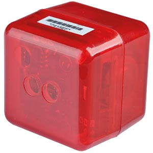 RedCube TEMP mini logger temperature up to +85 °C MEILHAUS REDCUBE TEMP