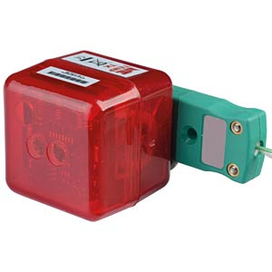 RedCube TK mini logger temperature, external thermocouple MEILHAUS REDCUBE TEMP-TK