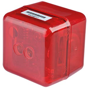 RedCube TEMP mini logger temperature waterproof MEILHAUS REDCUBE TEMP/W