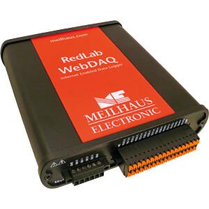 RedLab Ethernet/ Temperatur Datenlogger MEILHAUS ME-REDLAB WEBDAQ 316