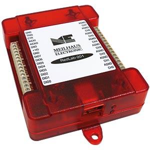 USB-Messlabor RedLab 201, 8 A/D-Kanäle, USB MEILHAUS ME-REDLAB 201
