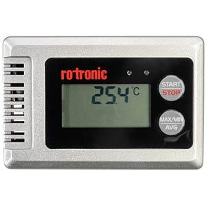 HygroLog TL-1D, Temperaturdatenlogger ROTRONIC TL-1D-SET