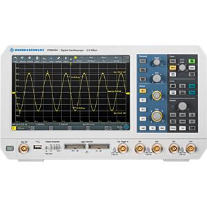 Digital storage oscilloscope RTB 2004, 300 MHz, 4 channels, ALL- ROHDE & SCHWARZ R&S®RTB2K-COM4