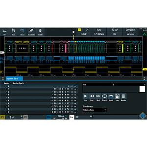 Erweiterung für RTB2000-Serie, History & Segmented Memory ROHDE & SCHWARZ 1333.1040.03