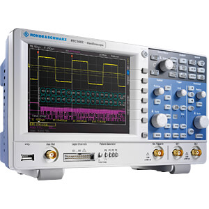 Mixed-Signal-Oszilloskop RTC 1000, 50 MHz, 2 Kanäle ROHDE & SCHWARZ 1335.7500P03