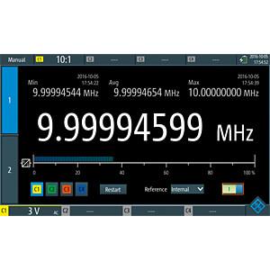 Erweiterung für RTH-Serie, Frequenzzähler (2 Kanäle) ROHDE & SCHWARZ 1333.0696.03