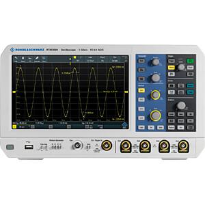 Mixed-Signal-Oszilloskop RTM 3000, 200 MHz, 4 Kanäle ROHDE & SCHWARZ 1335.8794P25