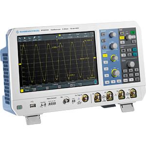 Mixed-Signal-Oszilloskop RTM 3000, 100 MHz, 4 Kanäle ROHDE & SCHWARZ 1335.8794P05