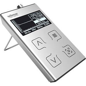 Handheld oscilloscope, 10MHz, 40MS/s VELLEMAN HPS140MK2