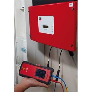 Peakleistungs- und U-I-Kennlinienanalysator, für Photovoltaik AMPROBE 4099097