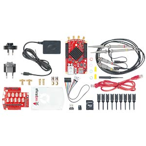STEMlab 125-10 education pack, 50 MHz, 2 CH RED PITAYA