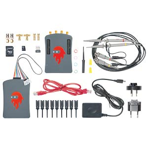 STEMlab 125-14 Diagnostic kit, 50 MHz, 2 CH RED PITAYA 029