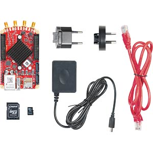 STEMlab 125-14 starter kit, 50 MHz, two-channel RED PITAYA 028