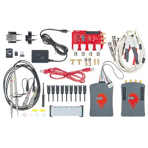 STEMlab 125-14 Ultimate-Kit, 50 MHz, 2CH RED PITAYA