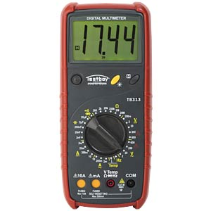 Digital-Multimeter TESTBOY TESTBOY 313