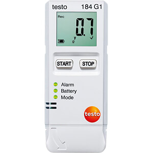 testo 184 G1 - Datenlogger Transportüberwachung TESTO 0572 1846