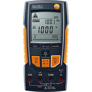 testo 760-3 - Digital-Multimeter TESTO 0590 7603