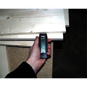 Feuchtigkeitsmessgerät HumidCheck, für Holz, 0,2 - 44% TFA DOSTMANN 30.5500