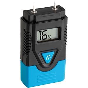 Feuchtigkeitsmessgerät HumidCheck Mini, für Holz, 0,2 - 42% TFA DOSTMANN 30.5502