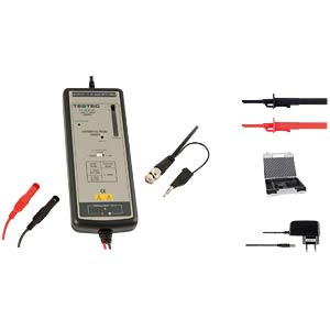 Active differential probe 100 MHz, x10/x100 TESTEC TT-SI 9101