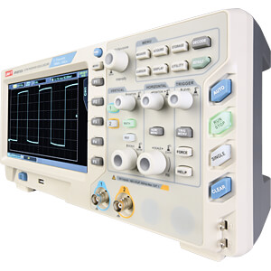 Digital oscilloscope, 70 MHz, 2 channels, Ultra Phosphor UNI-TREND UPO2072CS