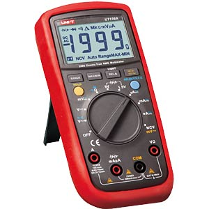 UNI-T TRMS Digital-Multimeter, 4000 Counts UNI-TREND UT139B