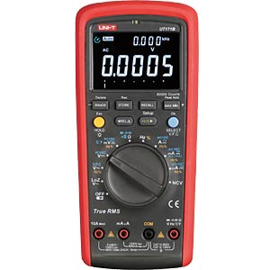 TRMS Digital-Multimeter, 60.000 Counts UNI-TREND UT171B