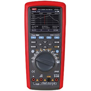 TRMS Digital-Multimeter, 60.000 Counts UNI-TREND UT181A