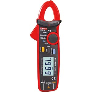 TRMS digital clip-on measuring instrument, 60A AC/DC UNI-TREND UT211B